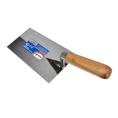 683-120 Кельма штукатура 150мм, деревянная ручка