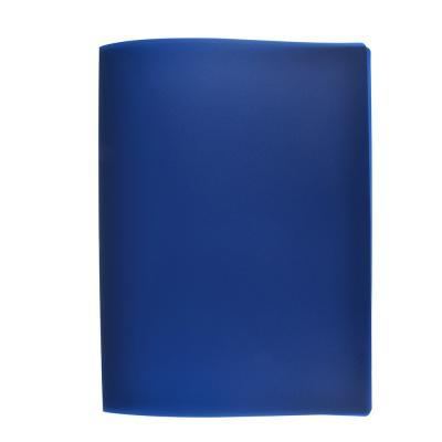 591-015 Папка файловая на 20 файлов, корешок 15 мм, 3 цвета, ClipStudio