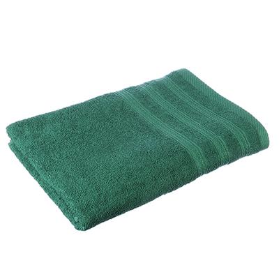 484-771 Полотенце банное махровое зеленое, 70х140см, VETTA