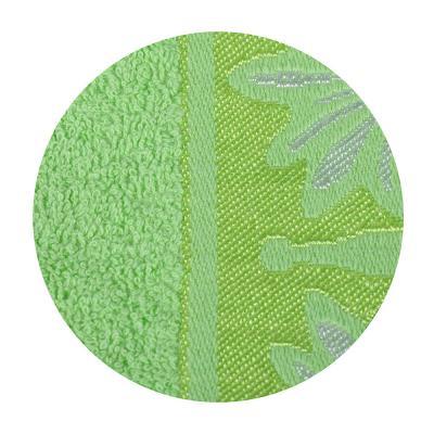 484-779 Полотенце банное махровое зеленое, 70х140см, VETTA