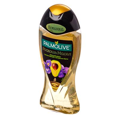 951-047 Гель для душа Palmolive Роскошь масел С маслом Авокадо и экстрактом Ириса 250мл, TR01934A
