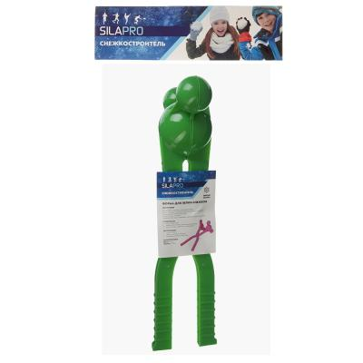"084-003 SILAPRO Снежкостроитель, пластик, 39х13,8см,""Микки"""