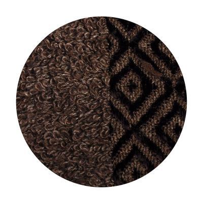 484-794 Полотенце банное махровое, 70х140см, коричневое