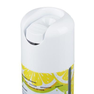 991-049 Освежитель для воздуха Лимон, ж/б 300мл, СТМ, 020731206