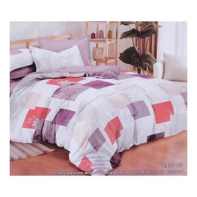 """421-170 Комплект постельного белья 2 спальный, полисатин, """"Пандора"""""""