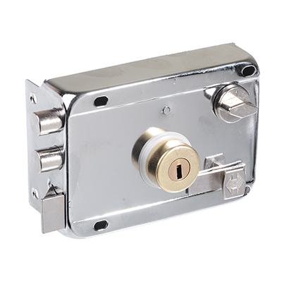 611-151 Замок накладной 600П проф ключ, ключ-ключ