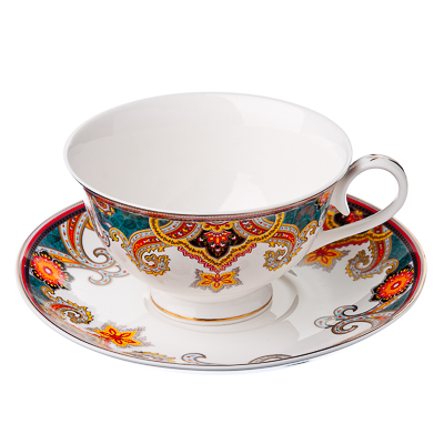 821-580 MILLIMI Попурри Набор чайный 12 пр., 200мл, костяной фарфор