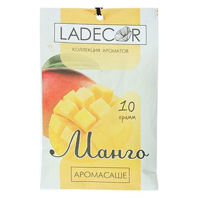 536-280 LA DECOR Аромасаше 10гр,с ароматом Манго