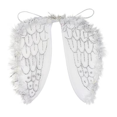 342-063 Костюм карнавальный крылья ангела, полиэстер, 37х47 см, СНОУ БУМ