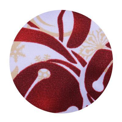 493-034 VETTA Красные шары Прихватка-варежка, полиэстер, 27см, дизайн GC