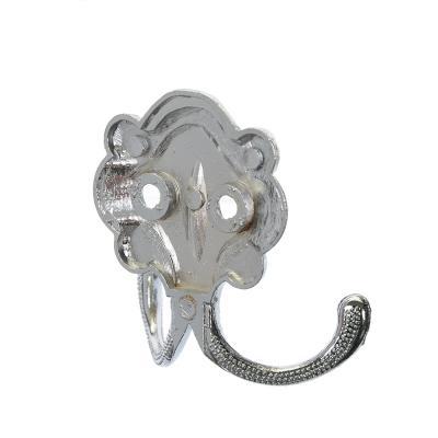 623-409 Крючок КВ-2 (2-х рожковый) хром