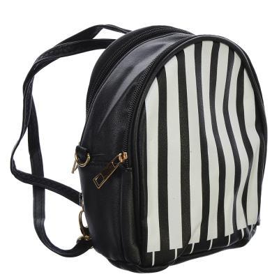 325-168 Рюкзак детский, ПУ, сплав, 18x16 см, 2 дизайна