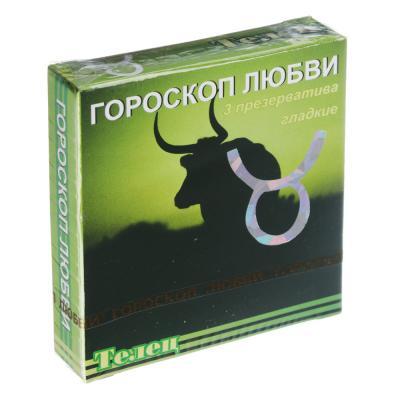 017-095 Презервативы Гороскоп любви , 3 штуки