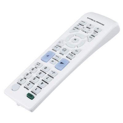 669-199 Пульт телевизионный универсальный, вытянутый, блистер