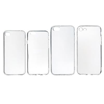 328-269 Чехол для телефона 4G/5G/6G/7G, прозрачный, ПВХ