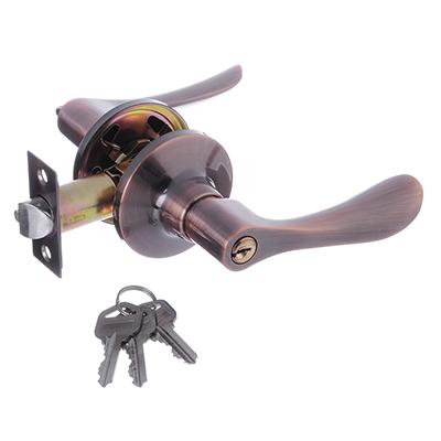 617-270 LARS Замок 3201-01 медь с ключом