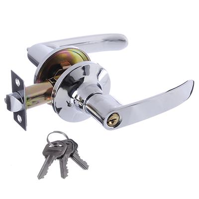 617-280 LARS Замок 8082-01 хром с ключом