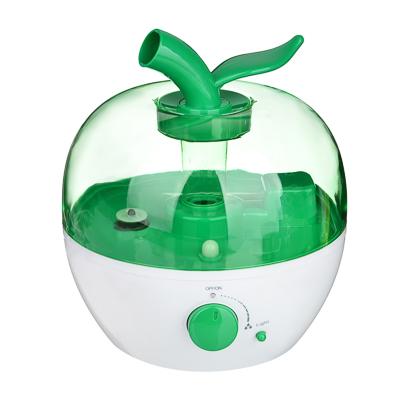 Увлажнитель воздуха 2,4л, 25Вт, в форме яблока