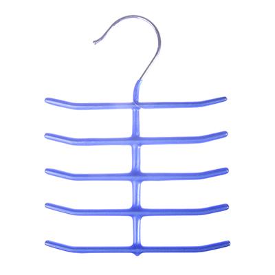 456-088 VETTA Вешалка металлическая для галстуков с ПВХ покрытием