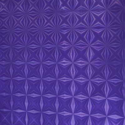 461-473 VETTA Шторка для ванной, винил, 180x180см, 12 колец, 3D, фиолетовый
