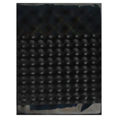 461-474 VETTA Шторка для ванной, винил, 180x180см, 12 колец, 3D, серый перламутр