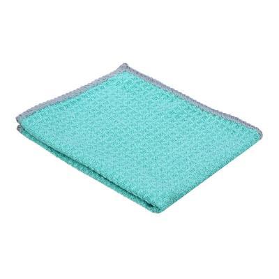 448-219 Набор салфеток универсальных 2 шт, махровые из микрофибры, 25х35см, 300 гр./кв.м., 3 цвета, VETTA