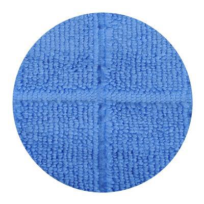 """448-223 VETTA Набор салфеток из микрофибры 2 шт, универсальные, 25x35см, 230г/кв.м, """"Клетка"""", 4 цвета"""