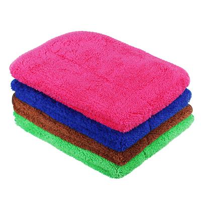 448-231 Набор салфеток для сухой уборки из микрофибры 2 шт, 25х35 см, 250 гр./кв.м, VETTA