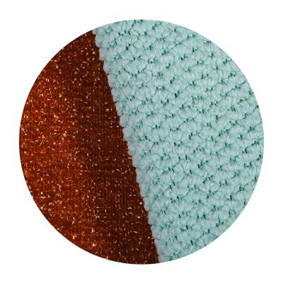 448-236 VETTA Набор салфеток из микрофибры для ванной комнаты 2шт, 30х30см, 320г/кв.м., 4 цвета