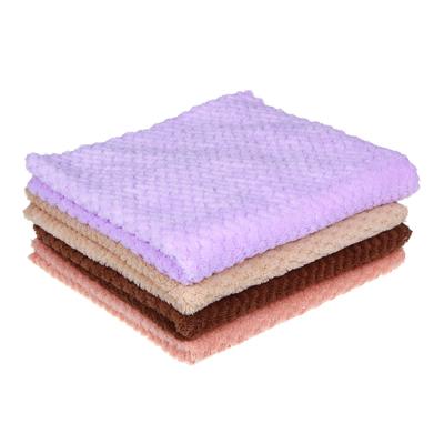 448-239 VETTA Салфетка из микрофибры для мебели ультравпитывающая 40х40см, 280г/кв.м., 4 цвета
