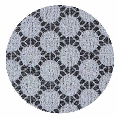 """448-242 VETTA Салфетка для сушки посуды из микрофибры 38x50см, 210г/кв.м, """"Узор"""", 4 цвета, 2 дизайна"""