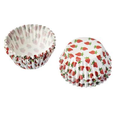 437-248 Набор формочек для кап-кейков 120шт, 3x2x5см 3 дизайна