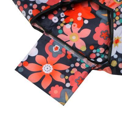 467-172 Сумка хозяйственная складная, полиэстер, 58x43см, 3 дизайна