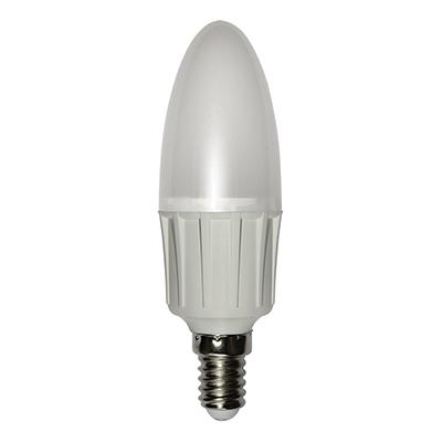 925-037 PROMO Лампа светодиодная Сигма свеча С35, 5W, Е14, 450 Lm, 2700 К