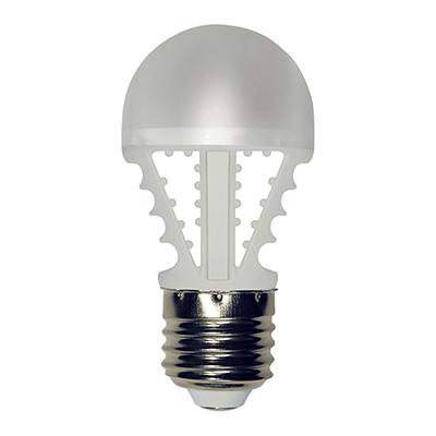 925-039 PROMO Лампа светодиодная Дельта GA45, 7W, Е27, 650 Lm, 2700 К