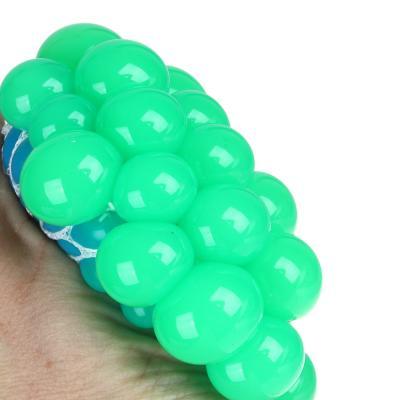 295-069 LASTIKS Игрушка-антистресс, полимер, полиэстер, 5см, 4 цвета
