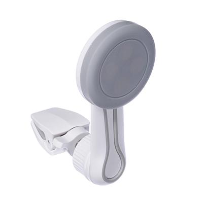 733-008 NEW GALAXY Держатель телефона магнитный, усиленное крепление дефлектор, 4,6x10,6см