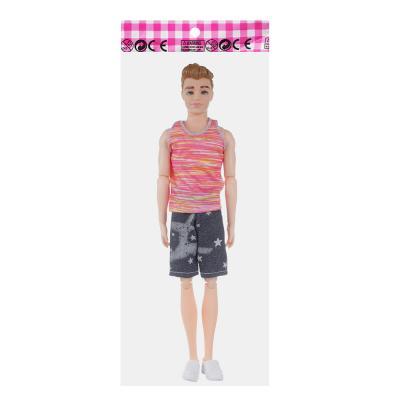 267-596 ИГРОЛЕНД Кукла-мальчик, пластик, полиэстер, 29см, 4 дизайна, 99119