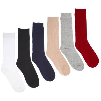 312-384 GALANTE Носки женские, 85% полиэстер, 15% полиамид, р-р 23-25, 2 цвета