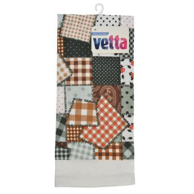 434-026 Полотенце кухонное, 80% хлопок 20% полиэстер, 38x63см, VETTA