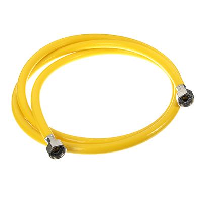 573-071 Подводка гибкая для газа Г1/2 - Г1/2, 150см, полимерная, SilverFlex