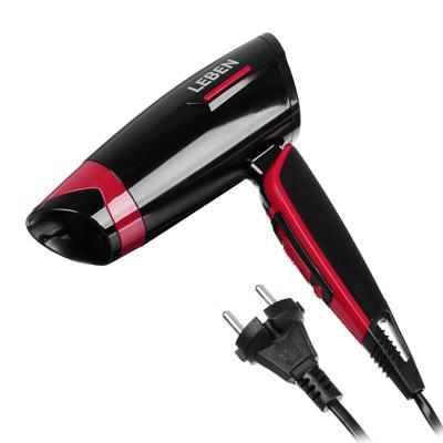 259-126 LEBEN Фен д/волос 1200Вт, 2 скорости, HT-1200