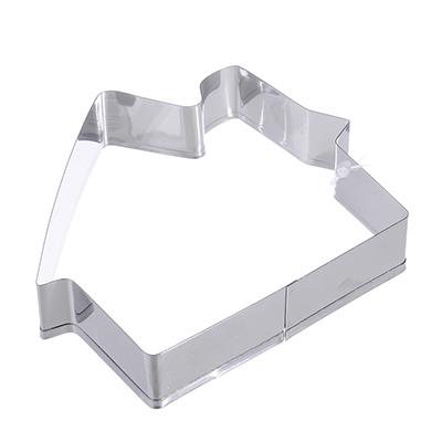 "884-360 VETTA Форма для печенья 9,5х2см, ""Домик"", нерж. сталь"
