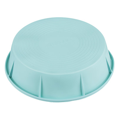 856-100 Форма силиконовая d20x5,5 см, круглая
