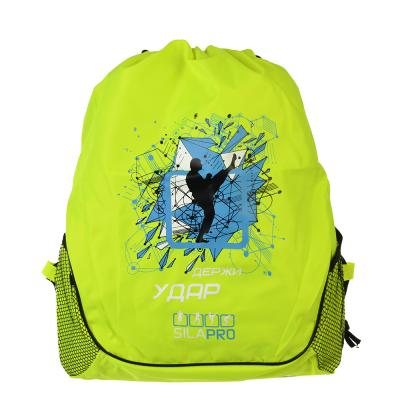 204-016 Сумка-рюкзак, полиэстер, 40x30 см, 3 цвета, SILAPRO