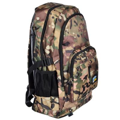 204-018 SILAPRO Рюкзак спортивный, полиэстер, 46x32см, 3 цвета