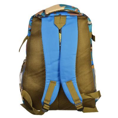 204-020 SILAPRO Рюкзак спортивный, нейлон, 46x32см