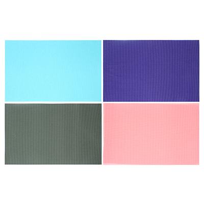 462-632 Коврик для ванной, ПВХ, 40х60см, разноцветный, 4 дизайна