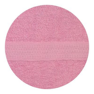 484-800 Полотенце банное махровое, 70х130см, розовое