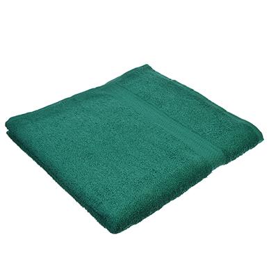 """484-804 Полотенце махровое, 100% хлопок, 70х130см, """"Grace"""", зеленый, ПГ09593"""